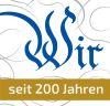 Logo: 200 Jahre Universität Bonn