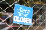 Sorry we're closed. Foto: Colourbox.de