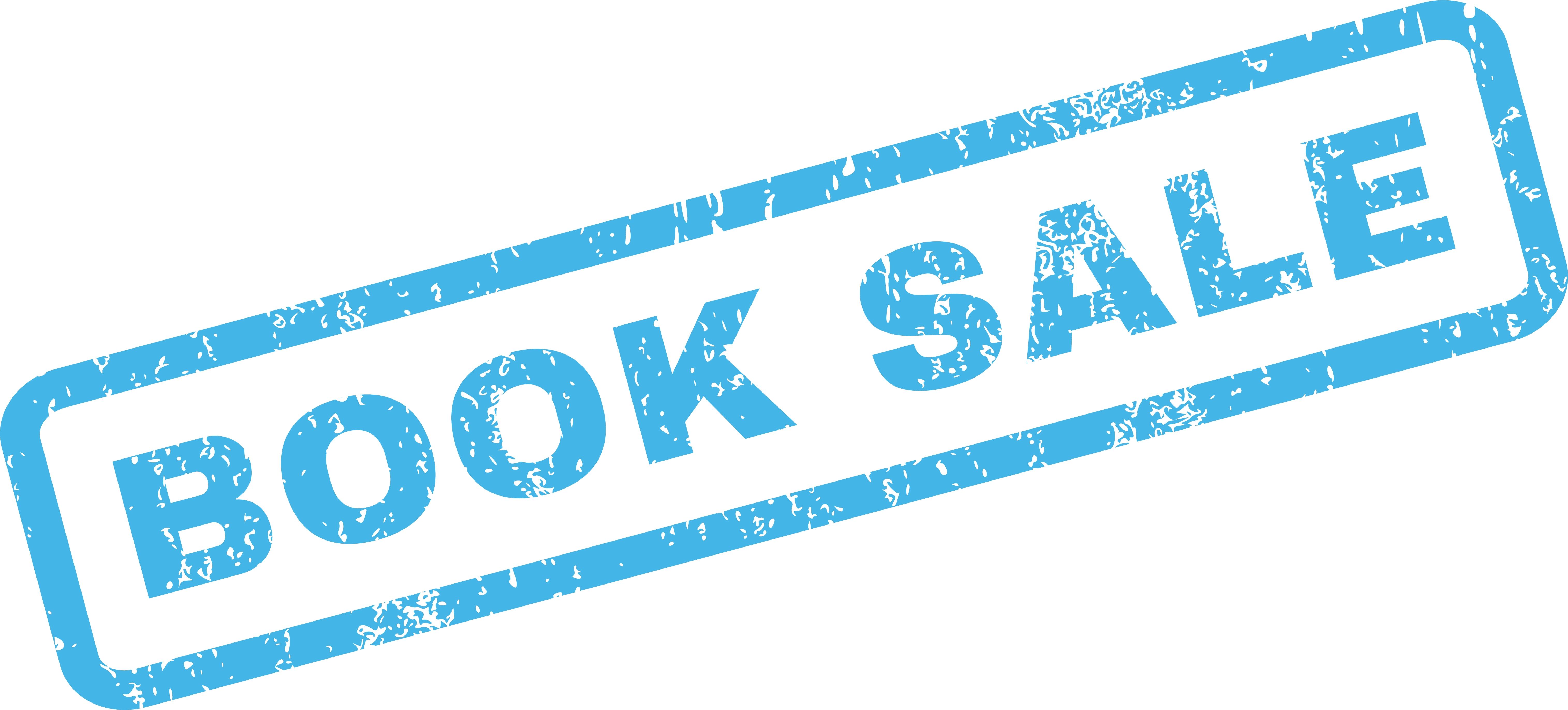 Stempel: book sale
