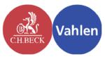 Logos von C.H. Beck und Vahlen