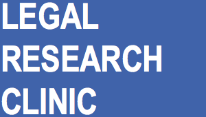Legal Research Clinic