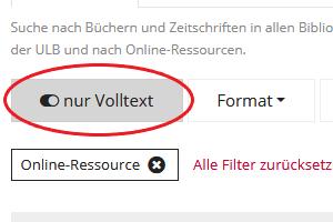 """""""nur Volltext""""-Button in bonnjur"""