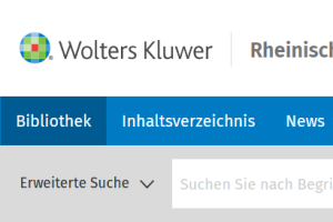 Wolters Kluwer Online