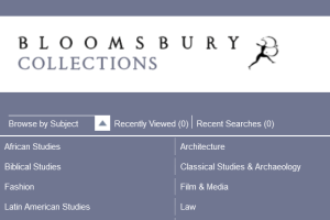 Bloomsbury Collections